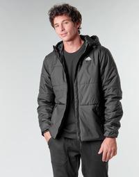 Textil Muži Prošívané bundy adidas Performance BSC HOOD INS J Černá