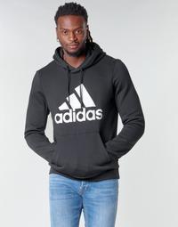 Textil Muži Mikiny adidas Performance MH BOS PO FL Černá