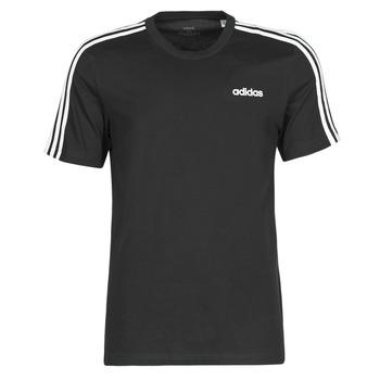 Textil Muži Trička s krátkým rukávem adidas Performance E 3S TEE Černá