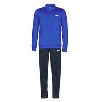Textil Muži Teplákové soupravy adidas Performance MTS BASICS Modrá