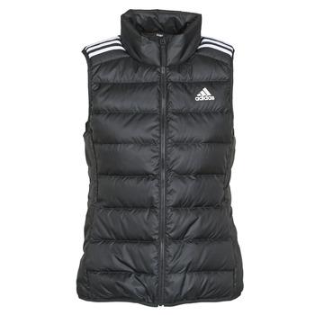 Textil Ženy Prošívané bundy adidas Performance W ESS DOWN VES Černá