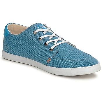 Boty Muži Nízké tenisky Hub Footwear BOSS HUB Modrá / Bílá