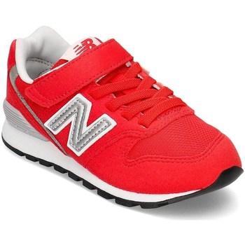 Boty Děti Nízké tenisky New Balance 996 Bílé, Červené