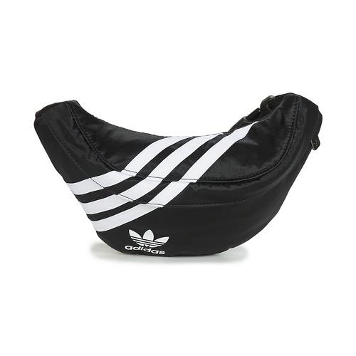 Taška Ledvinky adidas Originals WAISTBAG NYLON Černá