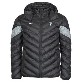 Textil Muži Prošívané bundy Puma BMW MMS MCS PACKLITE JACKET Černá