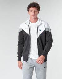 Textil Muži Bundy Puma BMW MMS MCS SWEAT JACKET Černá