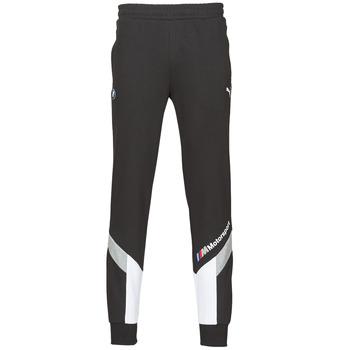 Textil Muži Teplákové kalhoty Puma BMW MMS MCS SWEAT PANTS SLIM FIT Černá