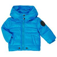 Textil Chlapecké Prošívané bundy Diesel JSMITHYAWH Modrá