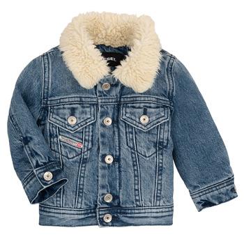 Textil Děti Bundy Diesel JESKI Modrá