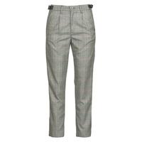 Textil Ženy Kapsáčové kalhoty Freeman T.Porter SHELBY MERCURY Šedá