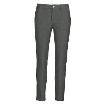 Textil Ženy Kapsáčové kalhoty Freeman T.Porter CLAUDIA POLYNEO Šedá