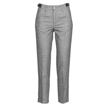 Textil Ženy Kapsáčové kalhoty Freeman T.Porter SHELBY MOKKA Šedá / Světlá