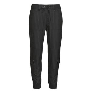 Textil Ženy Kapsáčové kalhoty Freeman T.Porter CELINE SILIANO Černá