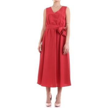 Textil Ženy Společenské šaty Fly Girl 9890-02 Červená