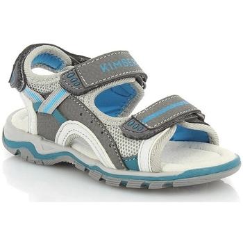 Boty Chlapecké Sandály Kimberfeel TAKAO Gris
