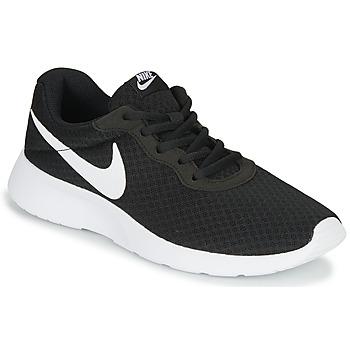 Boty Ženy Nízké tenisky Nike TANJUN Černá / Bílá