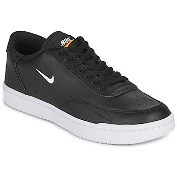 Boty Ženy Nízké tenisky Nike COURT VINTAGE Černá / Bílá