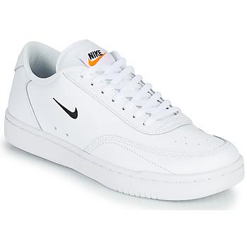 Boty Ženy Nízké tenisky Nike COURT VINTAGE Bílá