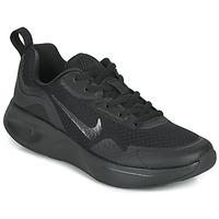Boty Ženy Nízké tenisky Nike WEARALLDAY Černá
