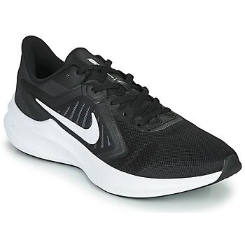 Boty Muži Běžecké / Krosové boty Nike DOWNSHIFTER 10 Černá / Bílá