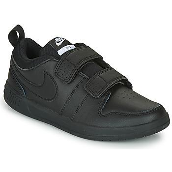 Boty Děti Nízké tenisky Nike PICO 5 PS Černá