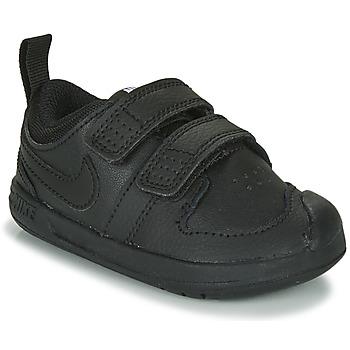 Boty Děti Nízké tenisky Nike PICO 5 TD Černá