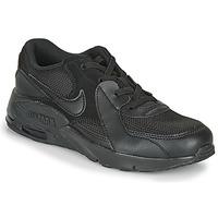 Boty Děti Nízké tenisky Nike AIR MAX EXEE PS Černá