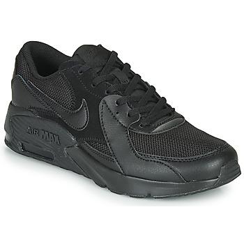 Boty Děti Nízké tenisky Nike AIR MAX EXCEE GS Černá