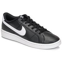 Boty Ženy Nízké tenisky Nike Court Royale 2 Černá / Bílá