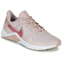 Boty Ženy Multifunkční sportovní obuv Nike Legend Essential 2 Béžová / Růžová
