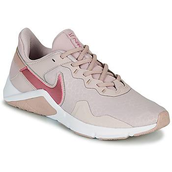 Boty Ženy Nízké tenisky Nike Legend Essential 2 Béžová / Růžová