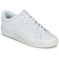 Boty Muži Nízké tenisky Nike COURT ROYALE 2 LOW Bílá