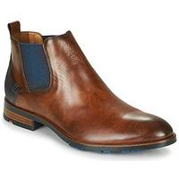 Boty Muži Kotníkové boty Lloyd JASER Zlatohnědá