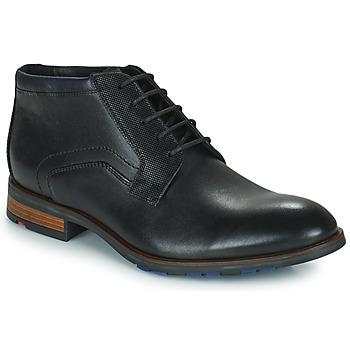 Boty Muži Kotníkové boty Lloyd JARON Černá