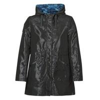 Textil Ženy Parky One Step FR42001 Černá