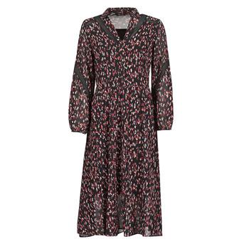 Textil Ženy Společenské šaty One Step FR30121 Černá