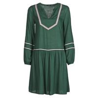 Textil Ženy Krátké šaty One Step FR30231 Zelená