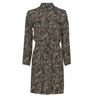 Textil Ženy Krátké šaty One Step FR30151 Černá