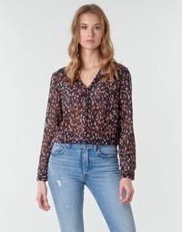 Textil Ženy Halenky / Blůzy One Step FR12041 Černá