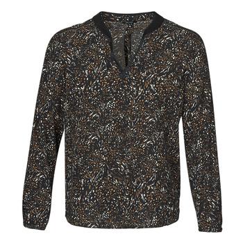 Textil Ženy Halenky / Blůzy One Step FR11161 Černá