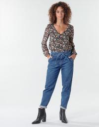 Textil Ženy Kapsáčové kalhoty One Step FR29091_46 Modrá