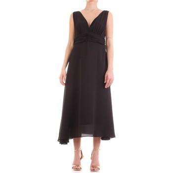 Textil Ženy Společenské šaty Fly Girl 9845-01 Černá