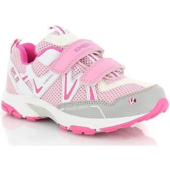 Boty Dívčí Multifunkční sportovní obuv Kimberfeel PILAT Bonbon