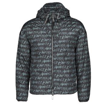 Textil Muži Bundy Emporio Armani 6H1BN6 Černá