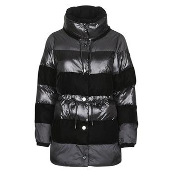 Textil Ženy Prošívané bundy Emporio Armani 6H2B80 Černá
