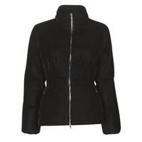 Textil Ženy Prošívané bundy Emporio Armani 6H2B95 Černá