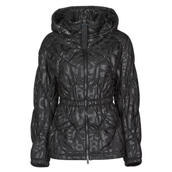 Textil Ženy Prošívané bundy Emporio Armani 6H2B94 Černá