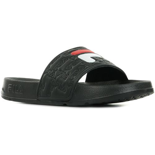 Boty Ženy pantofle Fila Boardwalk Slipper 2.0 Wmn Černá