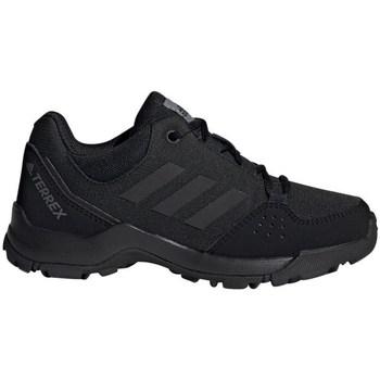 Boty Děti Pohorky adidas Originals Terrex Hyperhiker Low K Černé