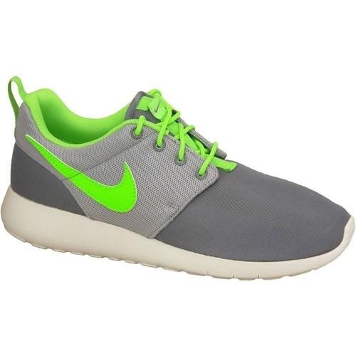Boty Děti Nízké tenisky Nike Roshe One GS Šedé